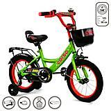 Велосипед 2-х колёсный «Corso» зеленый, G-14051, отзывы