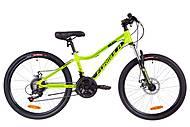 """Велосипед 24"""" Formula ACID 1.0 DD 2019 (салатно-черный с бирюзовым), OPS-FR-24-127, купить"""
