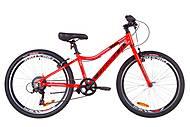 """Велосипед 24"""" Formula ACID 1.0 rigid 2019 (красно-черный с синим), OPS-FR-24-130"""