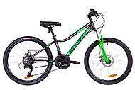 """Велосипед 24"""" Formula ACID 2.0 DD 2019 (черно-зеленый), OPS-FR-24-135, фото"""