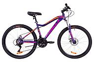 """Велосипед 26"""" Formula MYSTIQUE 1.0 DD 2019 (фиолетово-оранжевый), OPS-FR-26-258"""