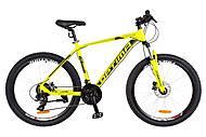 """Велосипед 26"""" Optimabikes F-1 HDD 2018 (желтый неон), OPS-OP-26-131, отзывы"""