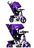 Велосипед Best Trike с корзиной (колеса EVA), 5700-4010, отзывы