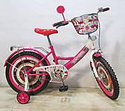 Велосипед Автоледи crimson + white, T-21826