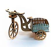 Велосипед деревянный, Б30, отзывы