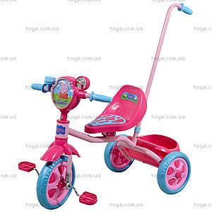 Трехколесный велосипед Peppa, Т57572
