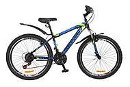 "Велосипед Discovery TREK 2018 черно-сине-зеленый 26"", OPS-DIS-26-109, игрушки"