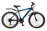 "Велосипед Discovery TREK 2018 чёрно-синий 26"", OPS-DIS-26-128, отзывы"
