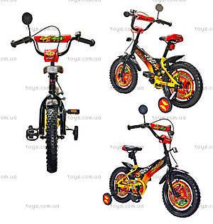 Велосипед для детей 2-х колесный, 141604-J