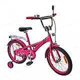 Велосипед двухколесный Porshe 18'' (розовый), 171831, фото