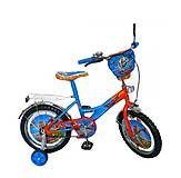 Велосипед двухколесный «Самолеты», 12 дюймов, 141202, фото