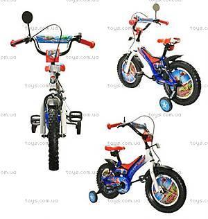 Велосипед двухколесный со звонком, 141403-J
