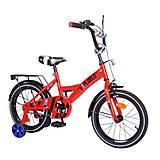 Велосипед EXPLORER 16 красный, T-216114, фото