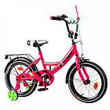 "Велосипед EXPLORER 16"" T-216110 crimson , T-216110"