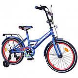 Велосипед EXPLORER 18 дюймов (красно-синий), T-218114, отзывы