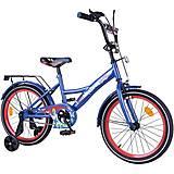 Велосипед EXPLORER 18 сине-красный, T-218114, купить