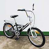 "Велосипед EXPLORER 20"" black + grey (T-22017), T-22017, фото"