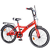 Велосипед EXPLORER 20 дюймов (красный), T-220114, фото