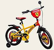 Велосипед Феррари, 181227, игрушки