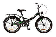 Велосипед Formula Smart 13 20 2017 с фонарем (черно-зеленый) OPS-FR-20-025, OPS-FR-20-025, купить игрушку