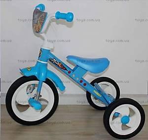 Велосипед «Комби» голубой, BT-CT-0009 BL