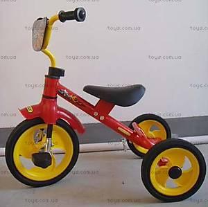 Велосипед «Комби» красный, BT-CT-0009 RE