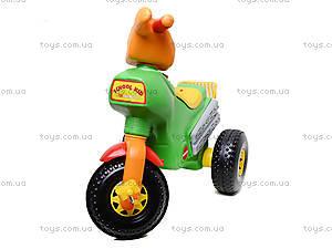 Трехколесный велосипед Крос «Ява», 399, игрушки