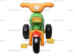 Трехколесный велосипед Крос «Ява», 399, toys