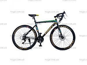 Велосипед с алюминиевой рамой,