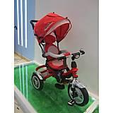 Велосипед со складным козырьком (красный), TR17004 КР, купить