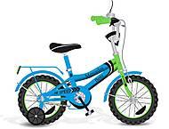 Велосипед со звонком и ручным тормозом, 171836, фото