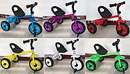 Велосипед TILLY TRIKE со звонком, T-314, фото