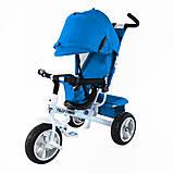 Велосипед Tilly Trike T-371 детский, T-371 L.Blue, игрушки