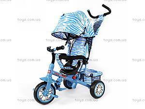 Велосипед трехколесный Blue, BT-CT-0005 BLUE