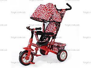 Велосипед трехколесный Dark Red, BT-CT-0005 DARK RED