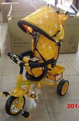 Велосипед трехколесный детский Golden, BT-CT-0005 GO