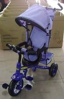 Велосипед трехколесный детский Purple, BT-CT-0005 PU