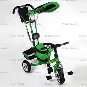 Велосипед трехколесный, для детей, BT-TC-509
