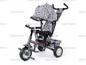 Велосипед трехколесный Grey, BT-CT-0005 GREY