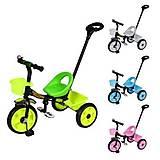 Велосипед трехколесный TILLY MOTION 4 цвета, T-320 MOTION, купить