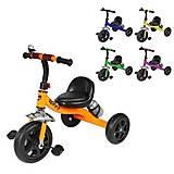 Велосипед трехколесный TILLY SPRINT 4 цвета, T-323 SPRINT, детские игрушки