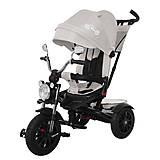 Велосипед трехколесный TILLY TORNADO, серый , T-383 Сірий, детские игрушки