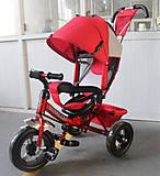 Велосипед трехколесный TILLY Trike, красный, T-364 КРАСНЫЙ