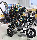 Велосипед трехколесный TILLY Trike серый, T-363-4СЕРЫЙ, купить