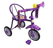 Велосипед трехколесный TILLY TRIKE T-311 Фиолетовый, T-311, купить