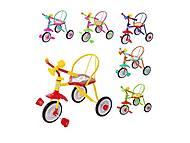 Велосипед трехколесный TILLY TRIKE, 6 цветов, T-316, отзывы