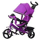 Велосипед Tilly Trike T-347 Purple, T-347 Фиолетовый