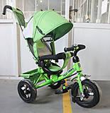 Велосипед трехколесный TILLY Trike, зеленый, T-364 ЗЕЛЕНЫЙ, фото