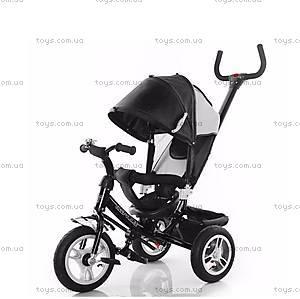 Велосипед трехколесный Trike, черный, T-361 ЧЕРНЫЙ