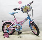 Велосипед Волшебница pink + blue, T-21223, фото